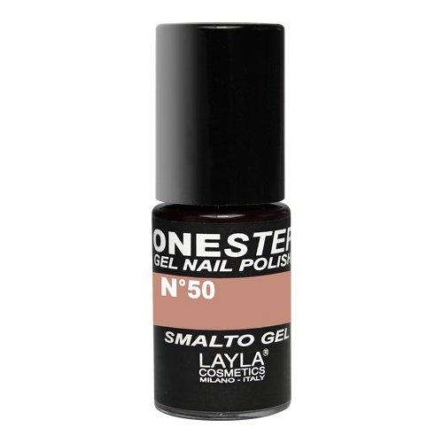 Layla Cosmetics–One Step Gel Smalto, My privice, 1er Pack (1x 5ml)