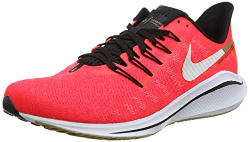 Nike Air Zoom Vomero 14, Scarpe da Running Uomo, Rosso (Red Orbit/White/Black/Parachute Beige 620),...