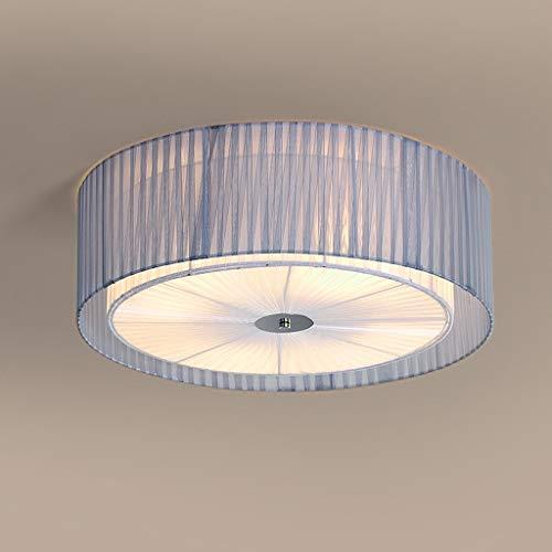 TXDYD. Nordic Modern Minimalist Tessuto Plafoniera Lampada da soffitto Soggiorno Studio Camera da Letto Lampada della Lampada della Lampada della personalità Creativa Illuminazione Tre-Colore