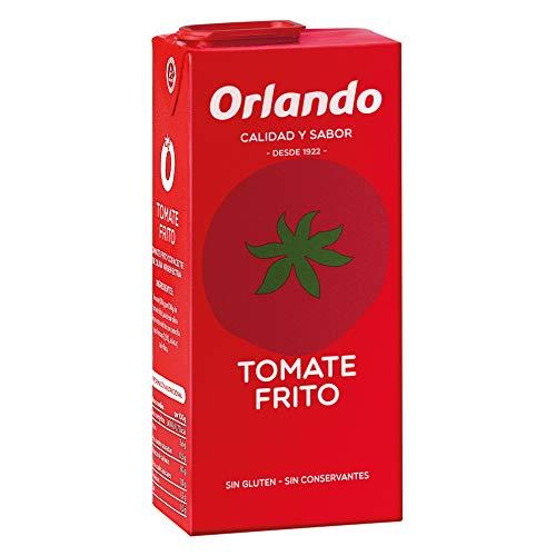 Orlando Tomate Frito Clásico Brik 350 g