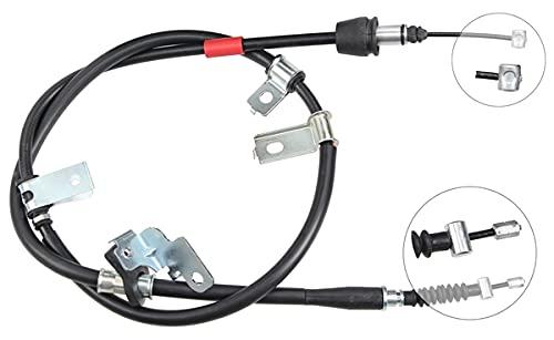 Handbremsseil Rechts von f.becker_line Scheibenbremse (11712072) Seilzug Bremsanlage Handbremsseil, Handbremsseil, Handbremszug