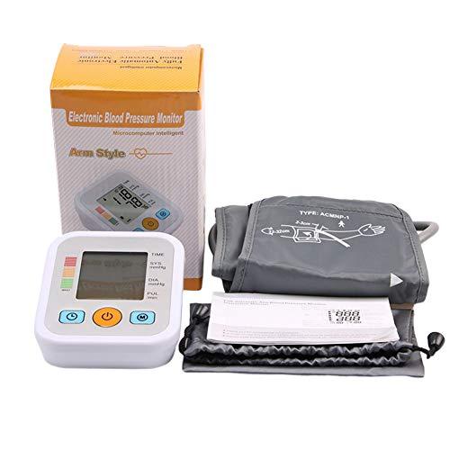 Yiwa digitale bloeddrukmeter voor de pols, elektronisch, gezondheidsbehandeling, elektronisch, met stem
