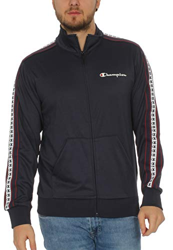 Champion 213458 BS522 Trainingsjacke Dunkelblau
