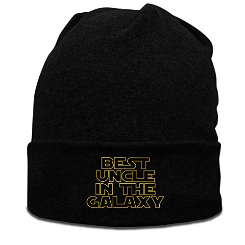 Cooling Skull Hat for Unisex - Spring Best Uncle in The Galaxy Beanie Hats