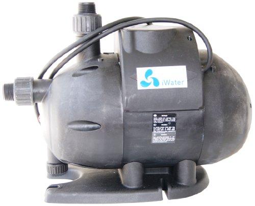 iWater 10050 iPump Hauswasserwerk Wasssergekühlt 5.1 m³ - Förderhöhe max. 45 m