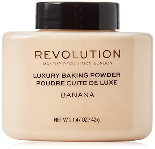 'Maquiagem Revolution luxuosa Banana em pó'
