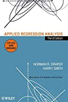 Applied Regression Analysis (Wiley Series in Probability and Statistics)