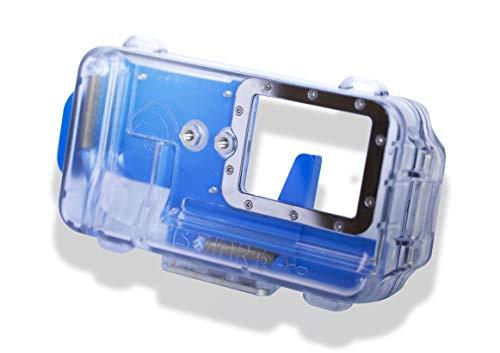 METALSUB Unterwassergehäuse für Handy, wasserdicht bis 60 MTS, Blau