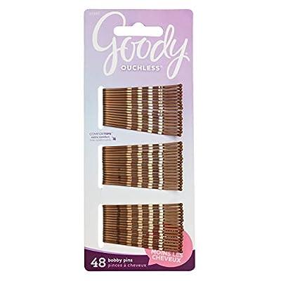 bobby pins brown