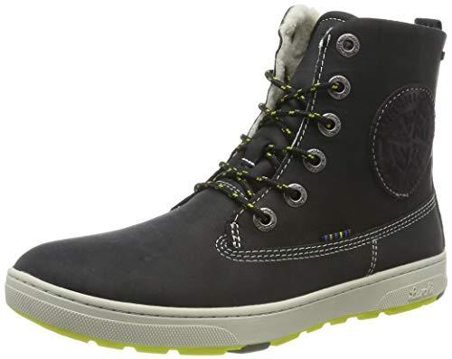 Lurchi Jungen Doug-TEX Chukka Boots, Schwarz (Black 41), 38 EU
