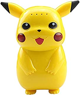 Pokemon Go Pikachu Power Bank External Battery Charger For Mobile Phone