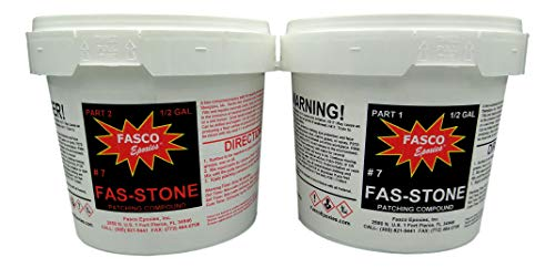 Epoxy - Concrete Patching Compound #7 Gallon Kit