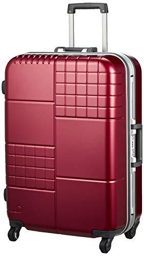 [プロテカ] スーツケース ブロックパック サイレントキャスター ハンガー付 70L 63 cm 4.5kg 28 cm 4500kg コロナレッド