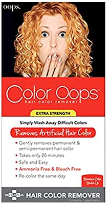 Color Oops Extra Strength