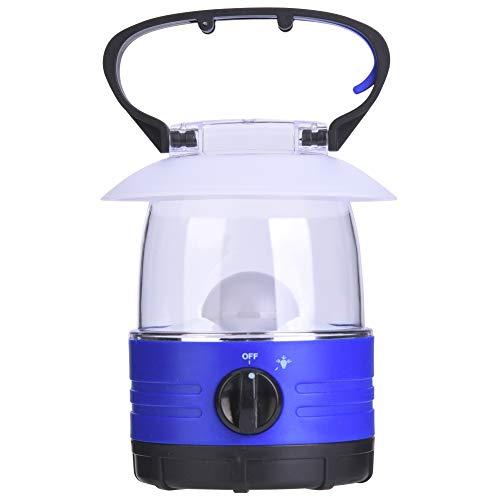 Jiawu Linterna de Tienda, Linterna de Campamento, luz Blanca al Aire Libre para Escalar Acampar