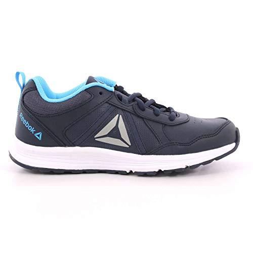 reebok sport Reebok Almotio 4.0 Sneaker Jongens Zwart/Blauw Sneaker Low