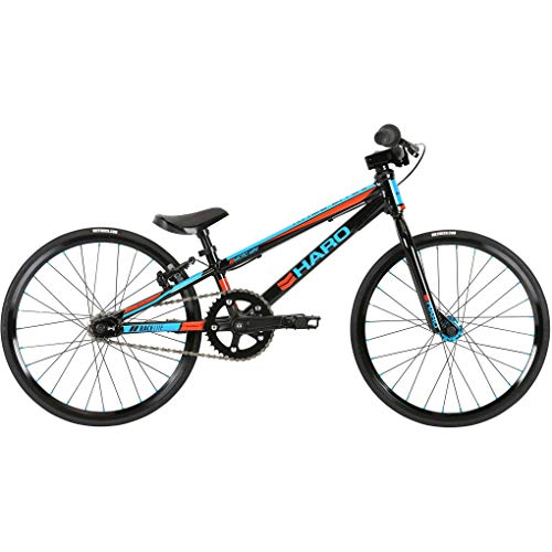 "HARO Racelite Micro Mini 20"" 2019 BMX Race (16.75"" - Gloss Black)"