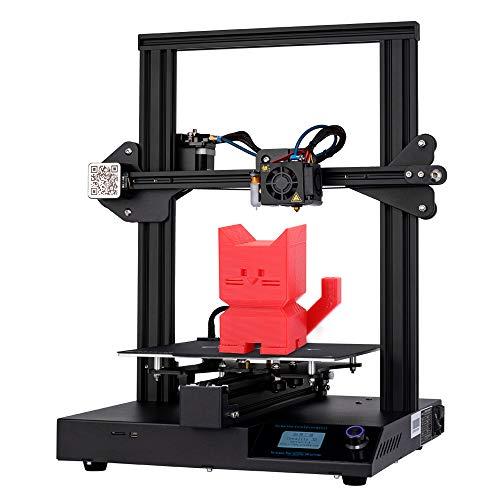 Creality CR-20 Pro Impresora 3D, con Nivelación Automática BL Touch, Unidad de Fuente de Alimentación Meanwell, Ensamblaje Rápido, Tamaño de Impresión 220x220x250mm