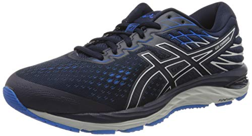 ASICS Herren Gel-cumulus 21 Running Shoe, Midnight/Midnight, 43.5 EU