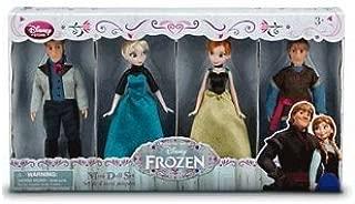 【Disney】ディズニー アナと雪の女王 ミニドールセット【並行輸入品】