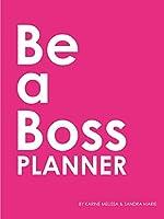 Be a Boss Planner (PINK)