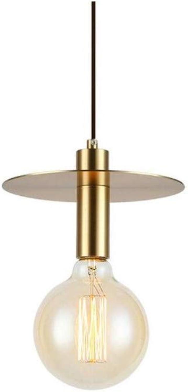 Intérieur Lustres Luminaires Eclairage De Plafond Personnalité Moderne Creative Brass Pandent lumière Entrée Allée Bar Restaurant Restaurant lumières
