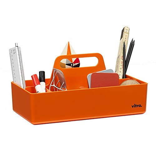 Vitra - Toolbox (Orangerot)