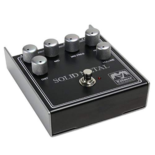 Palmer Root Effects Solid Metal Distortion Effects Pedal