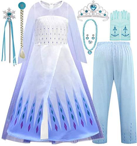 Disfraz Infantil Frozen Marca Emin