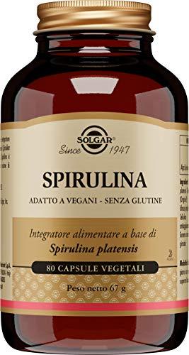 Solgar Spirulina - 250 ml