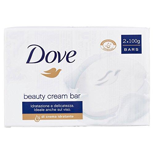 Dove Beauty Cleaner 1/4 Feuchtigkeitscreme - 2 Stück