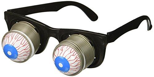 Forum Novelties Drooping Eyes Spring Glasses