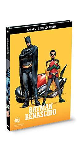 Batman Renascido - Coleção Lendas do Batman
