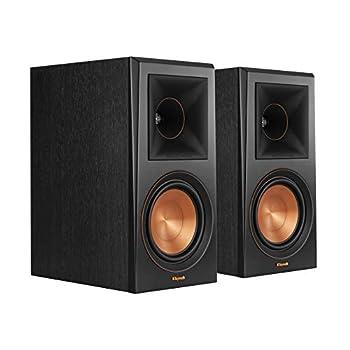 Klipsch RP-600M Reference Premiere Bookshelf Speakers - Pair  Ebony