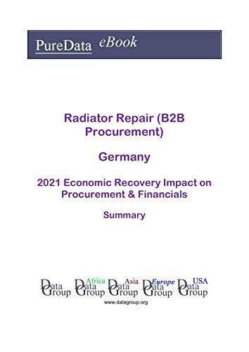 Radiator Repair (B2B Procurement) Germany Summary: 2021 Economic Recovery Impact on Revenues & Financials (English Edition)