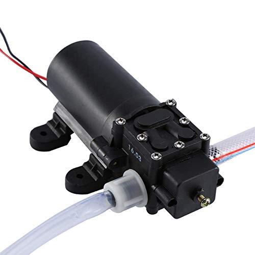 Extractor líquido del líquido del aceite del coche auto, equipo 12V 60W de la bomba de transferencia del intercambio del barrido