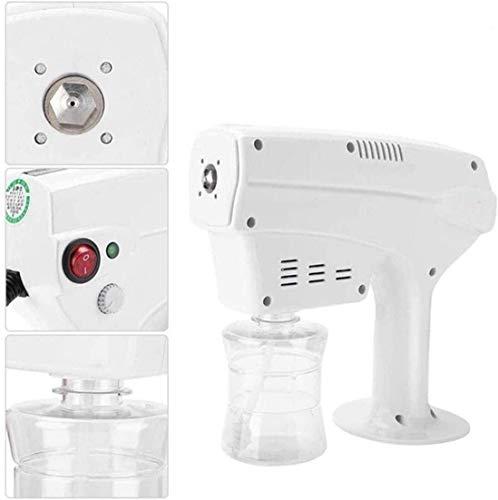 Qiutianchen Spritzpistole Sputtern, Wasserspray ultrafein Reinigungsdesinfektion Multifunktionale professionelle Dampfspraypistole
