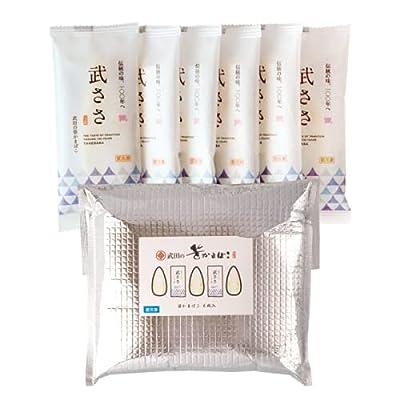 武田の笹かまぼこ 冷凍 笹かまぼこ 和紙包装 6枚