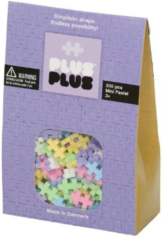 PlusPlus Pastel Assortment, 300Piece by PlusPlus(R)