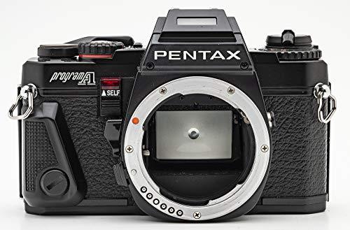 Read About Pentax Program A Reflex Camera Body only