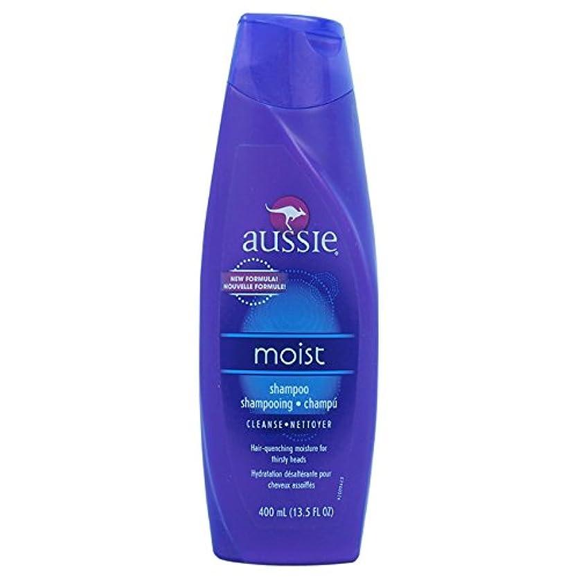 肺炎移植船Aussie Moist Shampoo 400 ml (並行輸入品)
