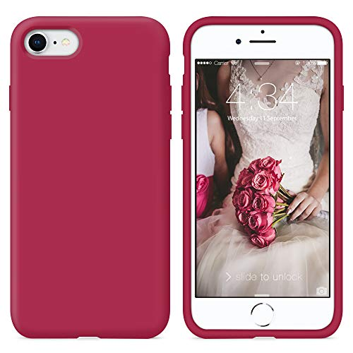SURPHY COVER IPHONE 8 Plus Cover iPhone 7 Plus Silicone Custodia