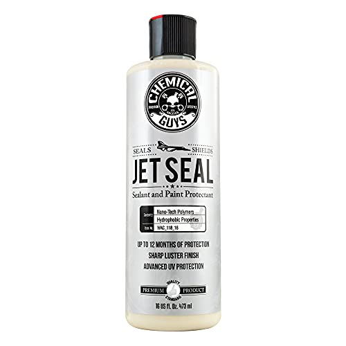 Chemical Guys WAC11816 JetSeal Anti-Corrosion Sealant and Paint Protectant (16 oz)