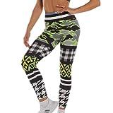Leggings con Estampado de Camuflaje para Mujer, Moda Sexy, Nalgas Transpirables, Pantalones Deportivos para Mujer, Mallas Deportivas Deportivas HM