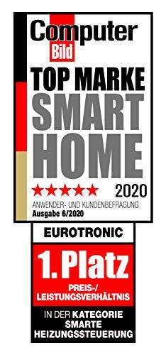 Eurotronic Comet DECT Heizkörperthermostat für AVM FRITZ!Box 700100406 - 7