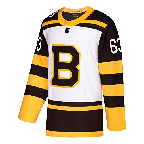 adidas Brad Marchand Boston Bruins 2019 Winter Classic Authentic Jersey (56/XXL)