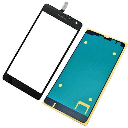 Original Touch Screen inklusive Klebe Folie für Microsoft Lumia 535 & 535 Dual Sim