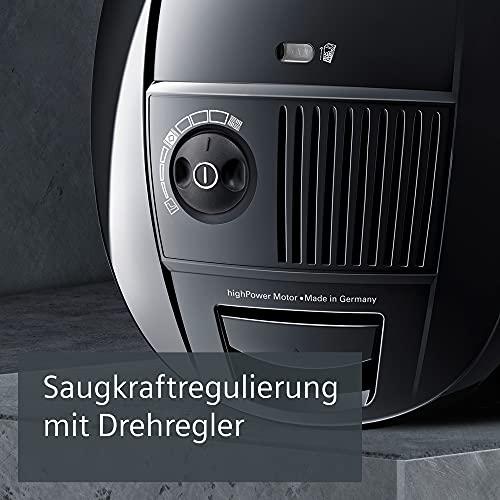 Siemens synchropower Bodenstaubsauger mit Beutel VS06B112A Bild 5*