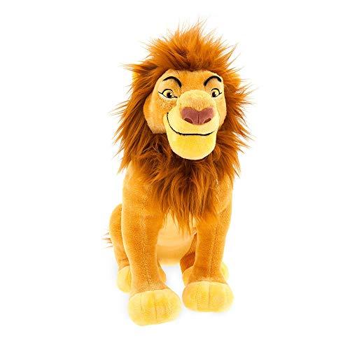 DS Disney Store Peluche Medio Mufasa Il Re Leone 4 Simba Nuovo Originale