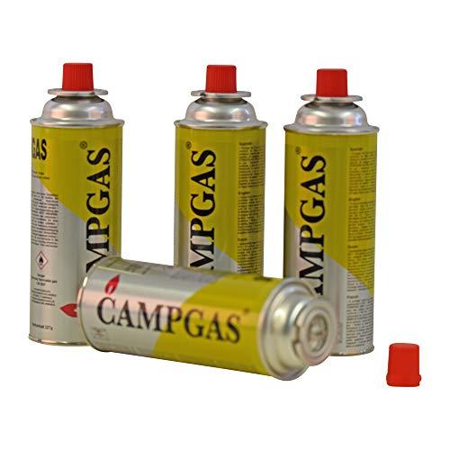 CG CAMPGAS 4-28 x 227g. Gaskartuschen MSF-1a für Gaskocher Camping Kocher Butan Gas 227 g Gaskartusche (28)